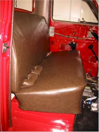 M5 Upholstery